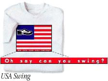 USA Swing t-shirt