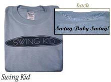 SWING KID t-shirt