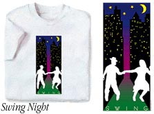 Swing Night t-shirt